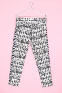 ISABEL MARANT x H&M - straight cut jeans mit print - D 40