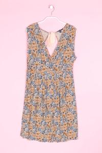 Kiabi - kleid aus jersey mit falten - D 46-48
