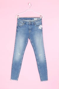REVIEW - used look skinny-jeans - W26