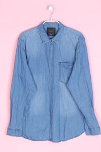 ZARA TRF - jeans-bluse - M