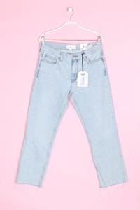 MANGO - straight cut jeans - D 38