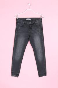 ZARA - used look skinny-jeans - D 38
