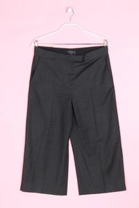 COS - cropped-business-hose aus wolle - D 40