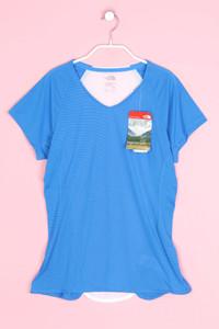 THE NORTH FACE - sport t-shirt mit streifen - S