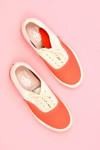 vans - two tone-low-top sneakers -