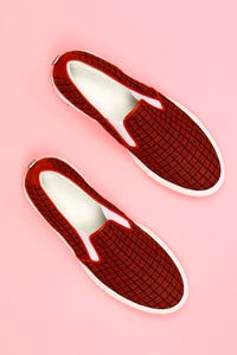 Chapeau - loafer mit karo-muster -