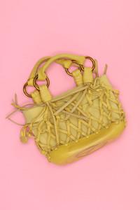 FRANCESCO BIASIA - Leder-Handtasche mit Fransen