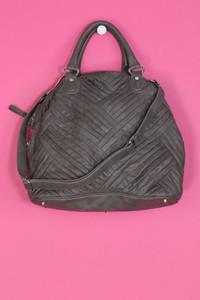 ZARA - Faux Leather-Handtasche