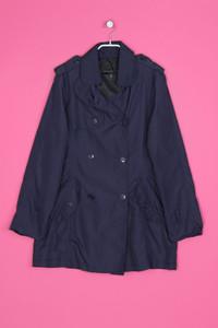 ZARA WOMAN - leichte Jacke mit Riegeln - L