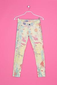 Pepe Jeans - leichte Skinny-Jeans mit Print - XXS