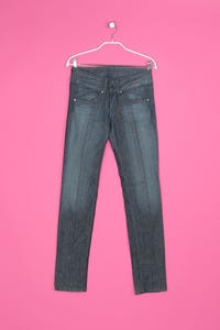 Pepe Jeans London - Used Look Skinny-Jeans - XS
