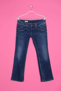 Pepe Jeans London - Used Look-Jeans mit Stretch - L