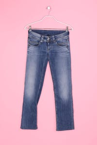 Pepe Jeans London - Basic-Used Look-Jeans mit Stretch - S