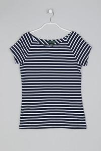 LAUREN RALPH LAUREN - Shirt mit Streifen - L