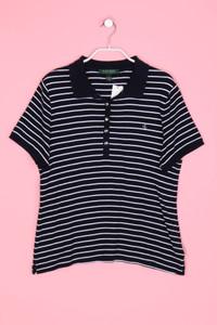 LAUREN RALPH LAUREN - Polo-Shirt mit Streifen - L