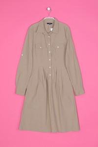 GAP - Kleid im Safari-Stil mit aufgesetzten Taschen - XS