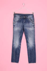 Pepe Jeans London - Used Look-Jeans aus Baumwolle - S