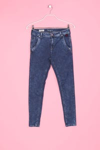 Pepe Jeans London - Used Look Skinny-Jeans mit Stretch - XS