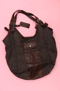 LIEBESKIND BERLIN - Bucket Bag/Beutel-Tasche mit Leder-Details