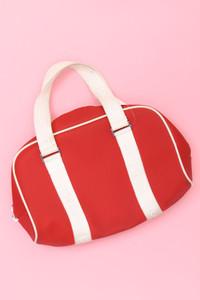 LACOSTE - Handtasche mit Logo-Prägung