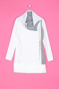 Sweatshirt mit Rollkragen - XL