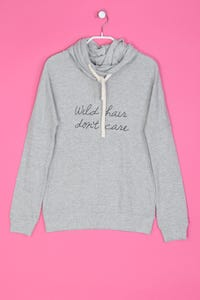 YES OR NO - Sweatshirt aus Baumwolle mit Print - S