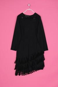 Louis Féraud PARIS - Party-Etui-Kleid mit Wolle - M