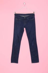 Pepe Jeans London - Denim-Jeans mit Logo-Patch - M