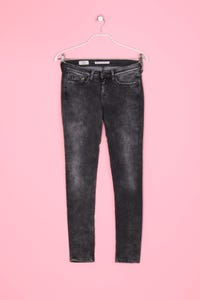 Pepe Jeans London - Moonwashed Skinny-Jeans aus Baumwolle mit Stretch