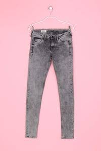 Pepe Jeans London - Used Look Skinny-Jeans mit Stretch aus Baumwolle - XS