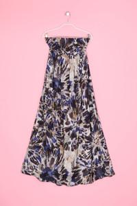 Desigual - Maxi-Kleid mit Print - S