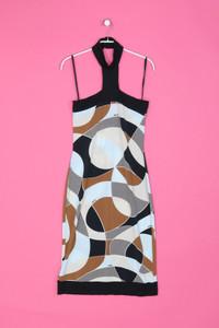 KOOKAÏ - Neckholder-Kleid mit Print - S